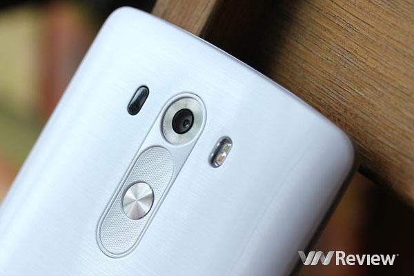 Đánh giá điện thoại LG G3