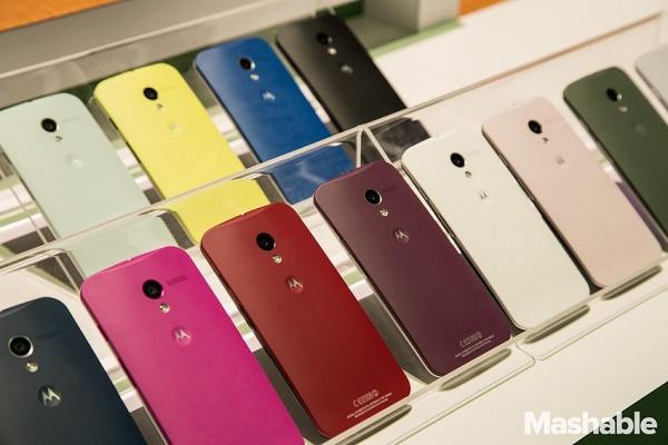 Motorola giảm mạnh giá bán Moto X