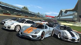 Những game đua xe hot nhất trên iOS