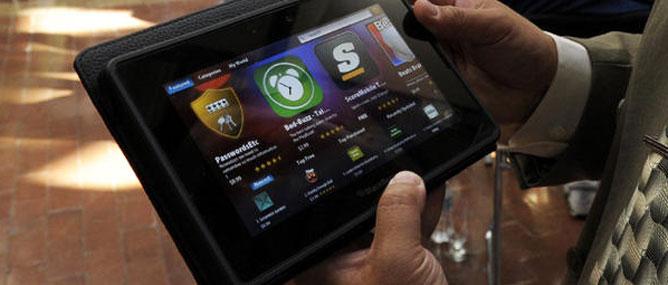 10 lý do BlackBerry PlayBook 2 sẽ thất bại