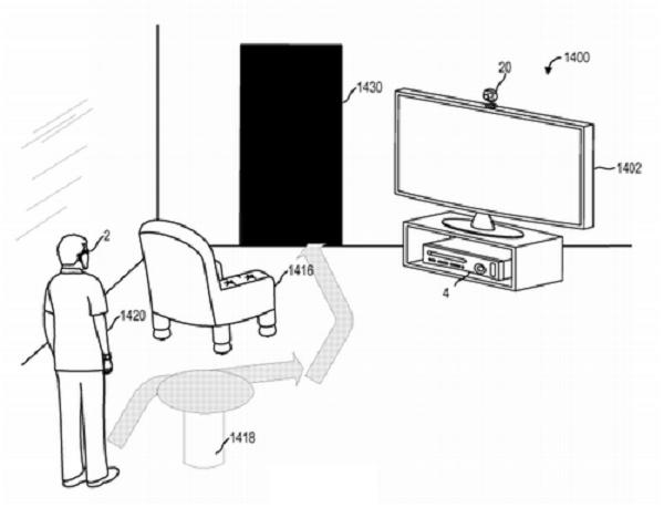 Microsoft xin được cấp bằng sáng chế kính thực tế ảo giống như Google Glass