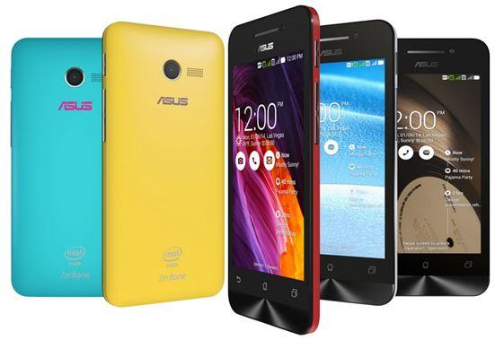 ASUS ra phiên bản Zenfone 4 mới dung lượng pin cao hơn
