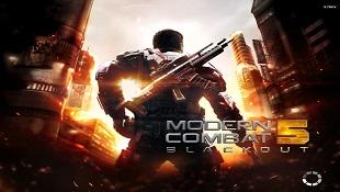 Modern Combat 5: Blackout - Bom tấn chờ kích nổ