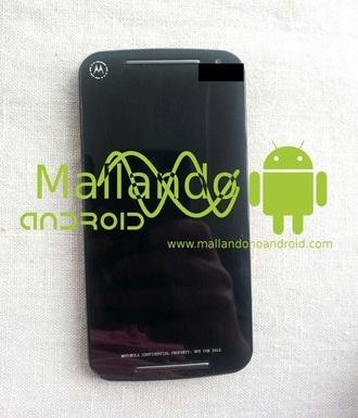 Lộ ảnh và thông số Motorola Moto G 2