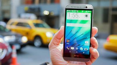HTC One M8 sắp được cập nhật Android 4.4.3