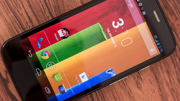 Motorola Moto G vẫn dẫn đầu top những smartphone bán chạy nhất