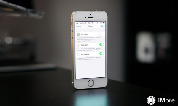 iOS không bảo mật