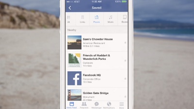 Facebook cho phép lưu tin trên News Feed để đọc sau