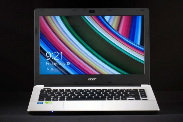 A?A?nh giA? laptop giA? ra?� Acer Aspire E5