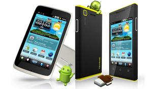 ViewSonic ra ba dế Android 4.0 hai SIM đầu tiên