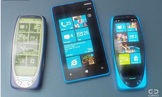 """Nokia 3310 và Ericsson T28 """"đẹp lạ"""" khi biến thành smartphone"""
