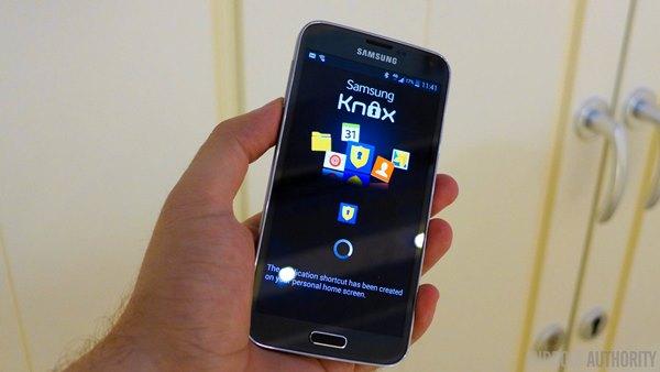 Samsung knox Android