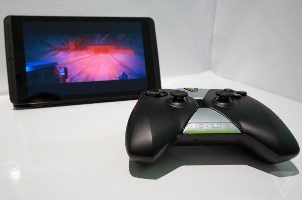 NVIDIA ra mắt SHIELD: Tablet chơi game chuyên nghiệp