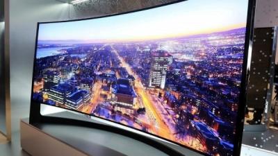 Samsung bất ngờ ra tivi Ultra HD giá 2,5 tỷ đồng