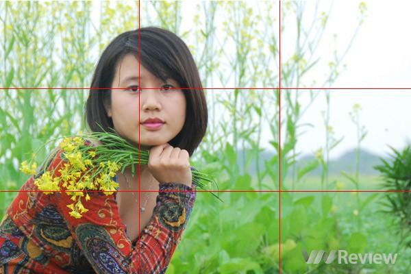 HD chụp ảnh chân dung