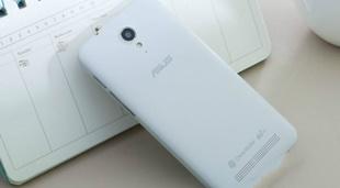 ASUS úp mở ZenFone chip lõi tứ