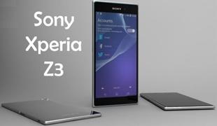 Sony Xperia Z3 sẽ chẳng có gì mới!