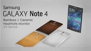 Galaxy Note 4 bản gốm sứ đẹp từng centimet