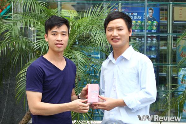 Bộ đôi ASUS Zenfone 4 đã đến tay bạn đọc may mắn