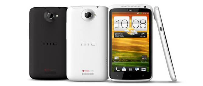 "Trên tay ""siêu smartphone"" mới HTC One X"