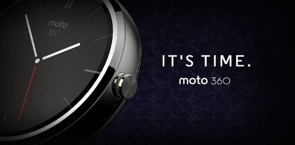 Motorola Moto 360 sẽ được tích hợp cảm biến ánh sáng môi trường