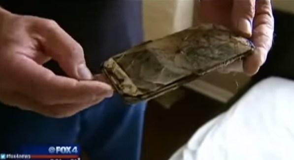 Samsung Galaxy S4 cháy thành than dưới gối cô bé 13 tuổi
