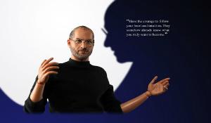 Những hành động điên rồ của Steve Jobs