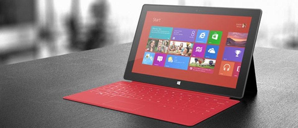 VnReview tặng độc giả máy tính bảng Surface RT