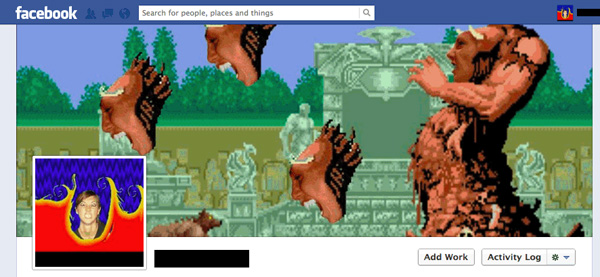 """Ảnh bìa (cover photo) trên Facebook đã trở thành một loại hình nghệ thuật độc đáo mới. Hãy cùng đến với các bức ảnh của cô gái """"Nikki"""" để tận hưởng Breaking Bad, Game of Thrones và Monty Python."""