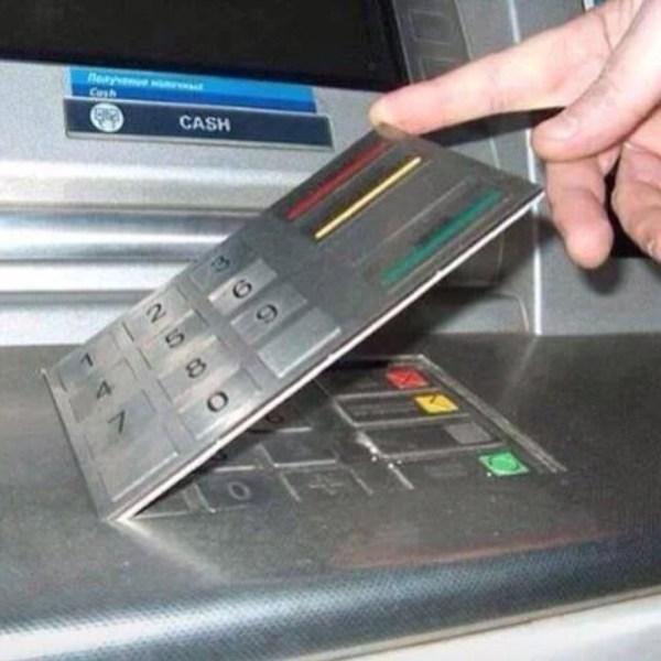 """Những điều cần biết về """"lướt"""" thẻ ATM"""