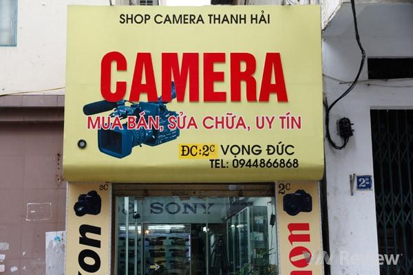 Sửa chữa máy ảnh