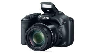 Bộ đôi máy ảnh siêu zoom giá mềm của Canon