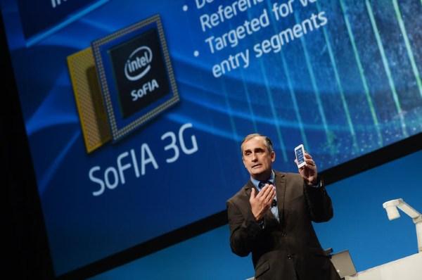 Smartphone 100 USD dùng chip Intel sẽ lên kệ vào đầu năm 2015