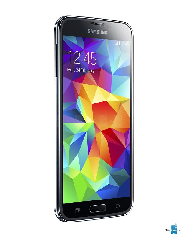 Lí do tại sao người Mỹ mua Samsung Galaxy S5