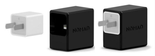 NomadPlus: Bộ sạc iPhone kiêm pin dự phòng nhỏ gọn