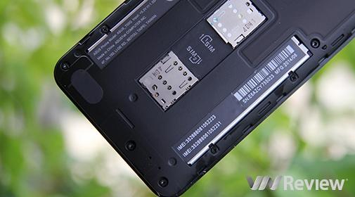 Đánh giá Asus Zenfone 4.5
