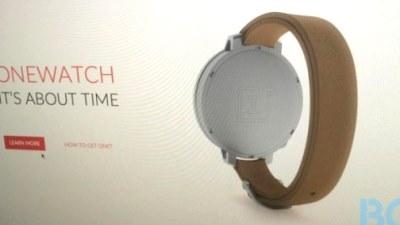 OnePlus sắp ra smartwatch mặt tròn