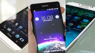 Smartphone mini đầu bảng đón nhận doanh số ảm đạm