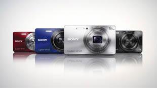 Sony ra một lúc 9 máy ảnh Cyber-shot