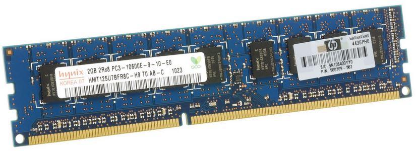 Nhờ tư vấn phân biệt RAM thường và RAM Server
