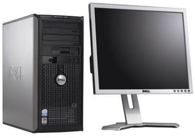 Nhờ giải đáp một số thắc mắc về máy bộ Dell