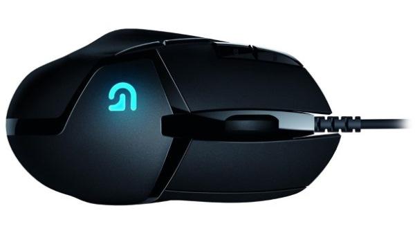 chuột chơi game nhanh nhất thế giới logitech g402
