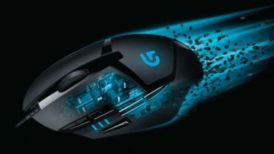 Logitech ra chuột chơi game nhanh nhất thế giới