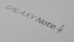 Xác nhận sự tồn tại của Galaxy Note 4