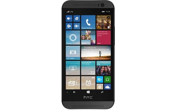 Lộ ảnh báo chí của HTC One M8 chạy Windows Phone 8.1