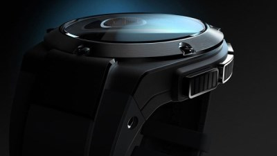 HP ra smartwatch thời trang cao cấp: mặt tròn, hỗ trợ cả iOS và Android