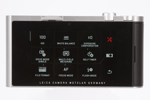 """Là một trong số ít các model giá khá mềm của Leica, chiếc Leica T có chất lượng ảnh chụp khá tốt, màn hình LCD tuyệt vời và thiết kế vượt trội so với tất cả các sản phẩm """"bình dân"""" khác."""