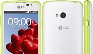 LG L50: Màn hình 4 inch, Android 4.4, giá từ 2,5 triệu đồng