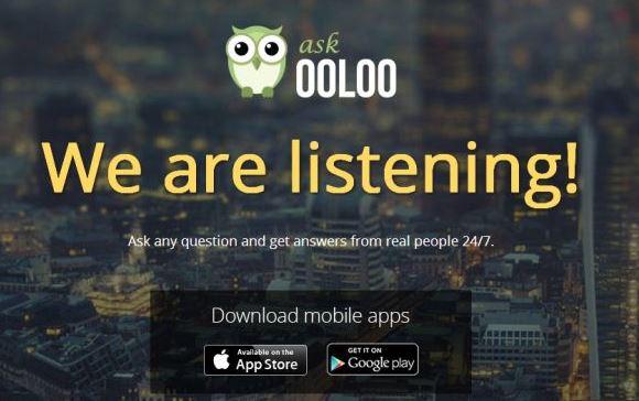 Ooloo - phiên bản người thật của Siri và Cortana