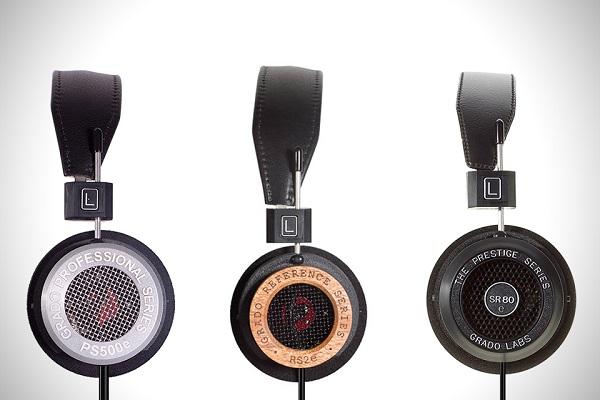Các loại tai nghe cỡ lớn được chia ra làm 2 kiểu thiết kế chính: mở (open-back) và đóng (closed-back). Thiết kế mở và đóng sẽ là yếu tố chính ảnh hưởng tới cả chất lượng âm thanh lẫn trải nghiệm sử dụng. Grado luôn trung thành với thiết kế mở, trừ 1 ngoại lệ: Bushmills